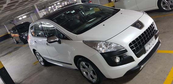 Peugeot 3008 2014 Top Teto Panorâmico Impecável 100% Concess