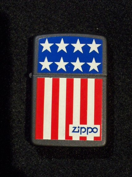 Encendedor Zippo - Made In Usa - Old Glory