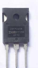 Transistor Irfp260n Irfp 260 N Envio R$ 12,00