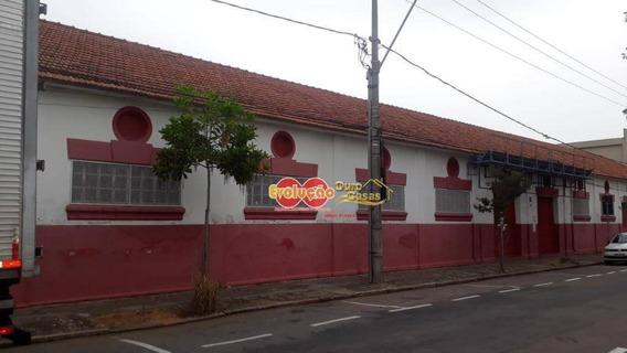 Excelente Salão Comercial Situado No Centro Da Cidade De Itatiba - Sl0137