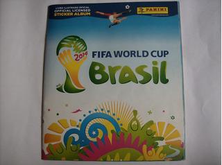 Album De Figurinhas Copa Do Mundo 2014 Incompleto