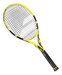 Raquete De Tenis Pure Aero Babolat 2019 + Corda Rpm Dual