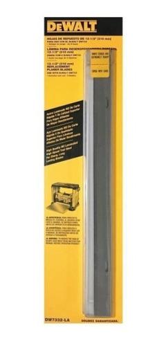 Cuchillas Para Cepilladora Dewalt Dwe733