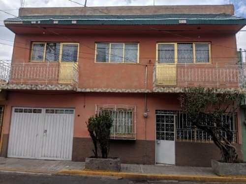 Casa En Venta Col. San Juan De Aragón Segunda Sección