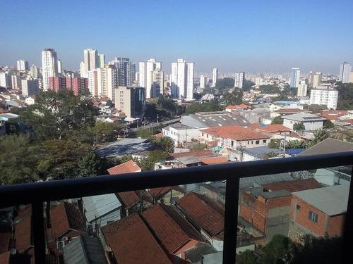 Imagem 1 de 15 de Apartamento Com 1 Dormitório Para Alugar, 42 M² Por R$ 1.700,00/mês - Parada Inglesa - São Paulo/sp - Ap2600