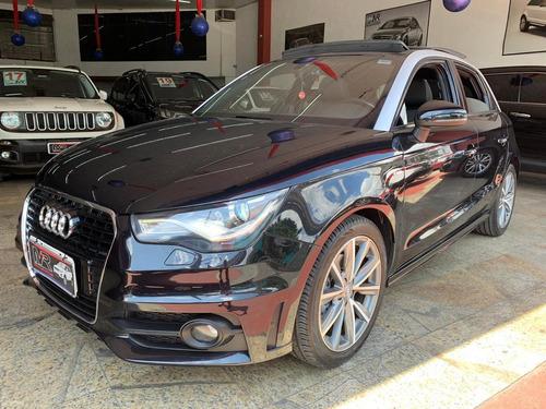 Audi A1 1.4 Tfsi Sport 2013 Com Teto Solar+multimídia+roda17