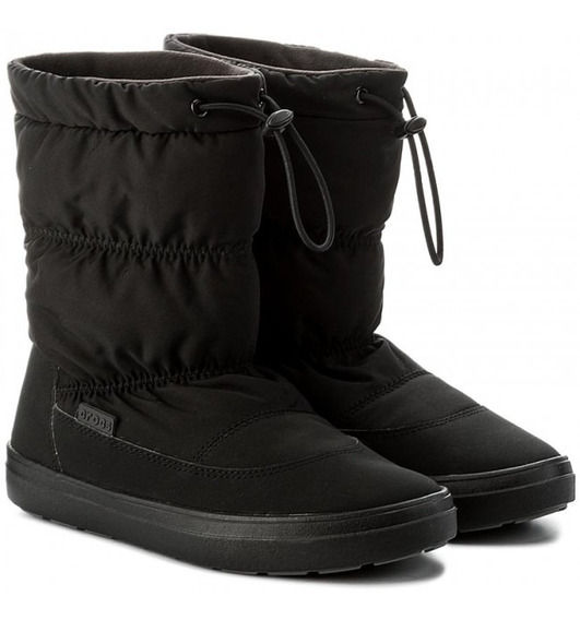 Botas Crocs Impermeables Lodgepoint Pull On Boot