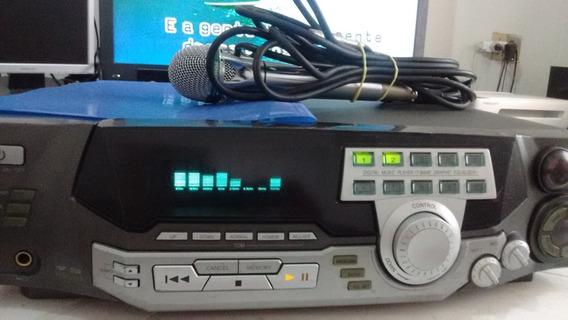 Videoke 3700 Microfone Epron Atualizado