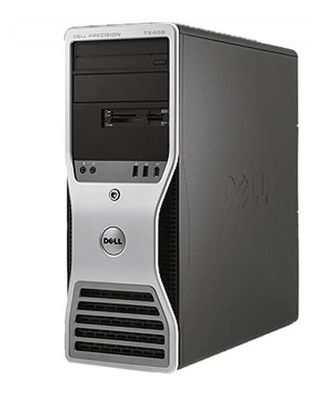 Dell Precision T5400 Quad Core Win7 Pro 64 8gb Ssd 480 Sata