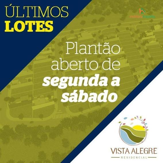 Lançamento Terrenos Vista Alegre Em Capela Do Alto - Te0203