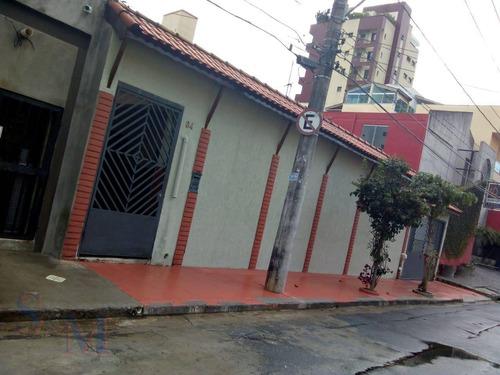 Imagem 1 de 23 de Casa Com 3 Dormitórios À Venda, 140 M² Por R$ 630.000,00 - Vila Bastos - Santo André/sp - Ca0749