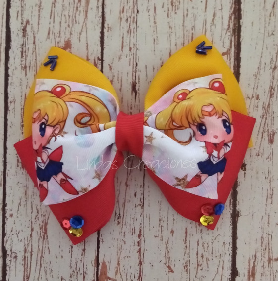 Moño Sailor Moon