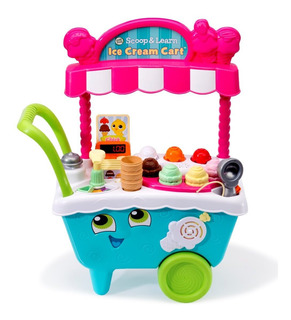 Carrito De Nieve Leapfrog Scoop And Learn