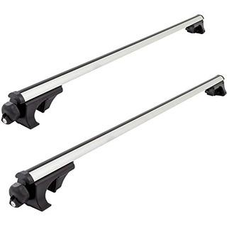 Apex Rb 1001 49 Side Rail Mounted Aluminum Roof Cross Bars U
