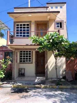 Casa En Renta En Puerto Escondido, Oaxaca.