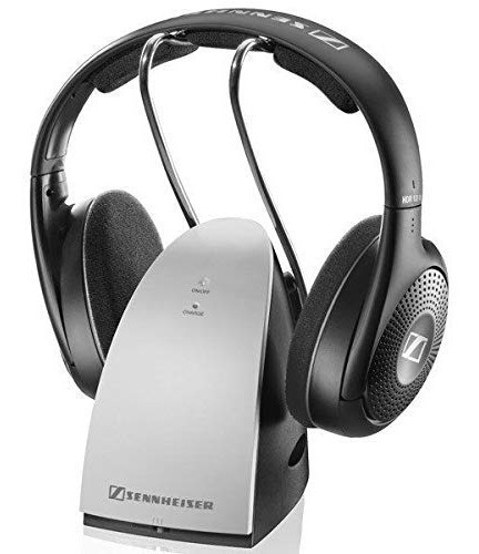 Fone Sennheiser Rs120-9 Sem Fio Headphone Wireless Stereo