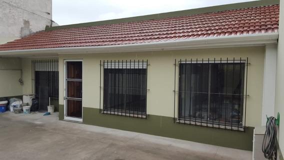 Alquiler Casa 3 Ambientes Con Cochera /quilmes Oeste
