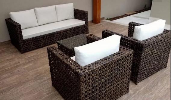 Sofá Poltrona Fibra Sintética Luxo Lindo Resistente