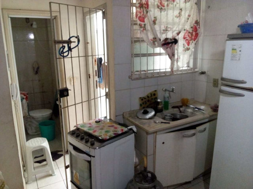 Imagem 1 de 5 de Kitnet Com 1 Dorm, Centro, São Vicente - R$ 110 Mil, Cod: 1388 - V1388