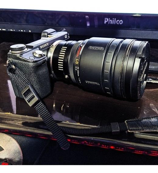 Câmera Sony Nex 6