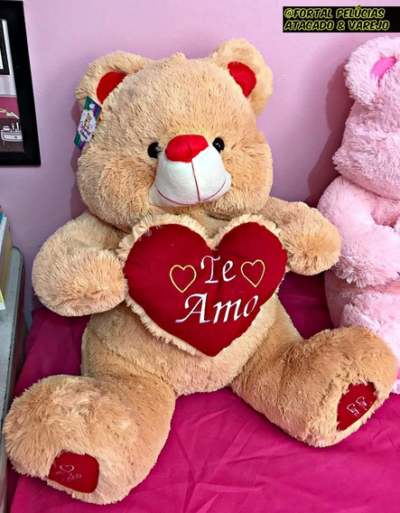 Urso Com Coração Gigante