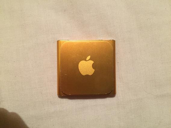 Apple iPod Nano 6ta Generación Dorado