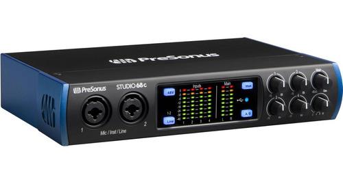 Interface Interfaz Audio Usb -c  Presonus Studio 68c