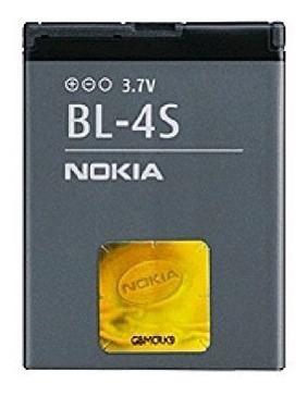 Bateria Pila Nokia Bl-4s (2680/7020/3600) Nuevas Originales