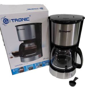 Cafetera G-tronic 10 Tazas Mod. Gt-4126 (tienda Fisica)
