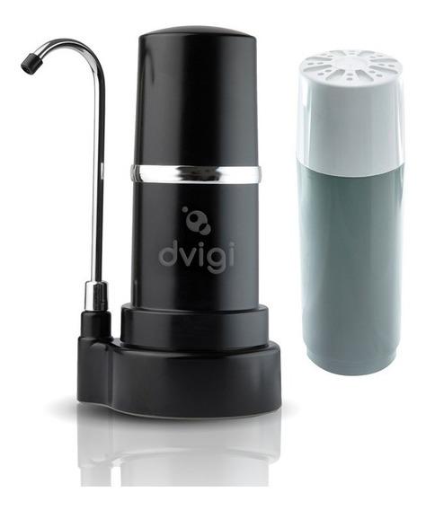 Purificador De Agua Sobre Mesada + 1 Repuesto Dvigi Anmat