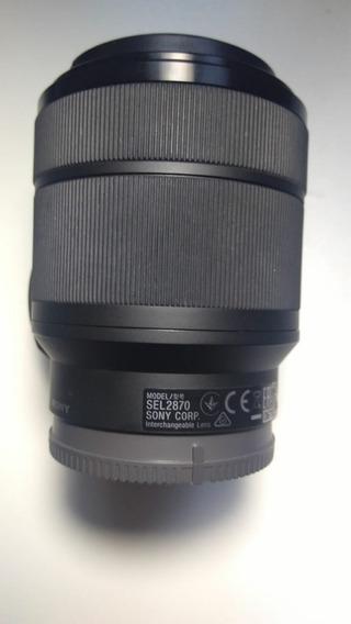 Lente Sony Sel2870 Fe 28-70mm F3.5-5.6 Oss E-mount