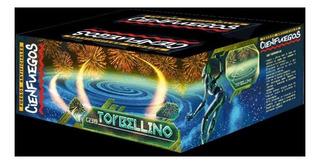 Torta Torbellino - Pirotecnia - Fuegos Artificiales