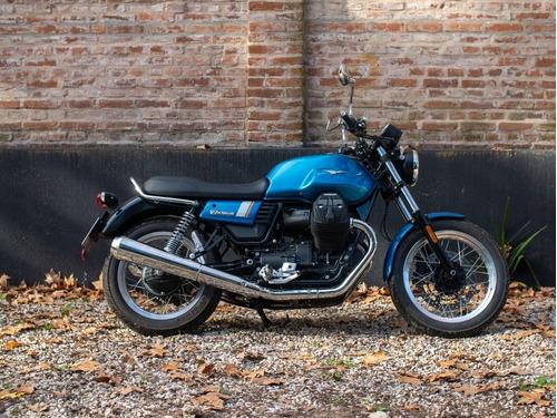 Moto Guzzi V7 Iii Special Azul Usada