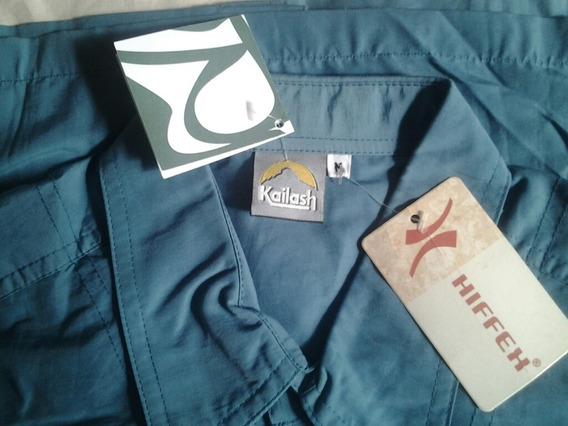 Camisa Masculina Kailash Hiffeh