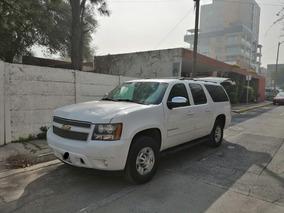 Blindada 2011 Chevrolet Suburban Paquete G 5 Plus Blindados