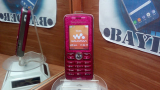 Sony Ericsson W200a Rosa Movistar ---envío Gratis---