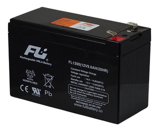 Bateria 12v 9ah Fulibattery Ups