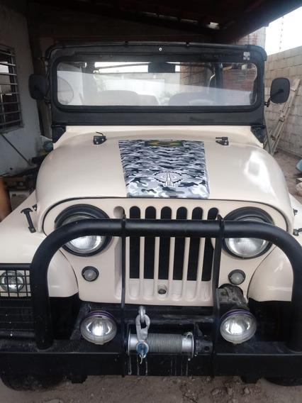 Jeep Willys Com Motor Diesel