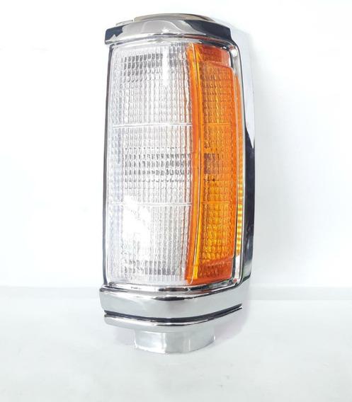 Lanterna Pisca Dianteiro Lado Direito L200 Cromada 92 A 04