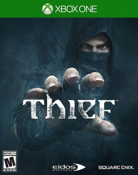 Thief Xbox One - 25 Dígitos (envio Flash)
