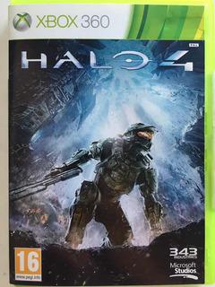 Juego Xbox 360 Halo 4