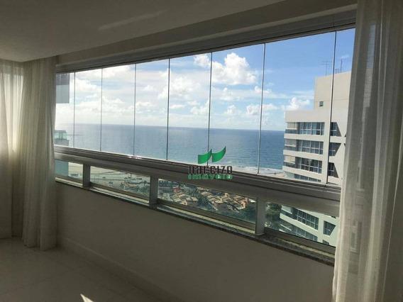 Apartamento Com 3 Dormitórios À Venda, 207 M² Por R$ 1.200.000,00 - Patamares - Salvador/ba - Ap2067