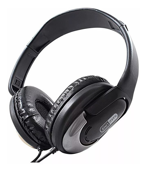 Headphone Com Fio Hard Line Hp350