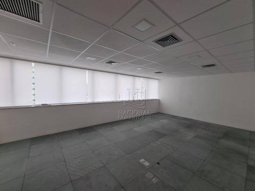 Sala À Venda, 42 M² Por R$ 270.000,00 - Vila Bastos - Santo André/sp - Sa0496