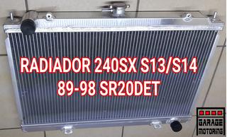 Radiador Nissan S13/s14 Sr20det