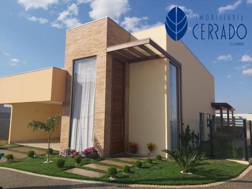Imagem 1 de 15 de Casa Condomínio Grand Trianon Anápolis - Ca4232171