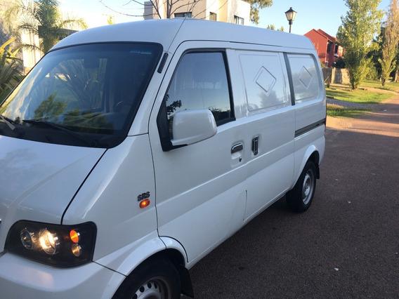 Dfsk Mini Van Cargo 1.1 Doble Portón Lateral