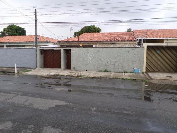 Casa Em Cidade Dos Funcionários, Fortaleza/ce De 150m² 3 Quartos Para Locação R$ 1.100,00/mes - Ca342829