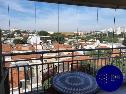 Apartamento Semi Mobiliado, Para Comprar Ou Alugar Em Moema Índios - 62030273
