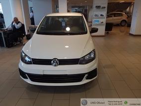Volkswagen Vw Voyage Trendline Manual 0 Km 2017 Blanco